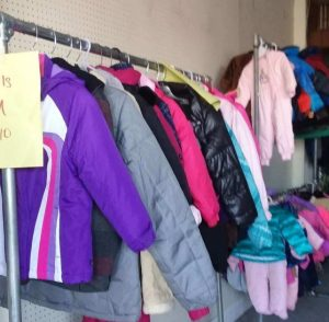 Community Support Sevierville, Get Involved, Sensible Concrete, SMARM, Smoky Mountain Area Rescue Ministries, Winter Coat Day