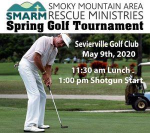 Community Involvement Sevierville, GSMAR, Mountain Hope Good Shepherd Clinic, Sevierville Golf Club, Sevierville Tennessee, Swingin' for Hope Golf Tournament